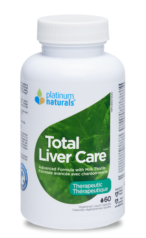 Platinum Naturals Total Liver Care