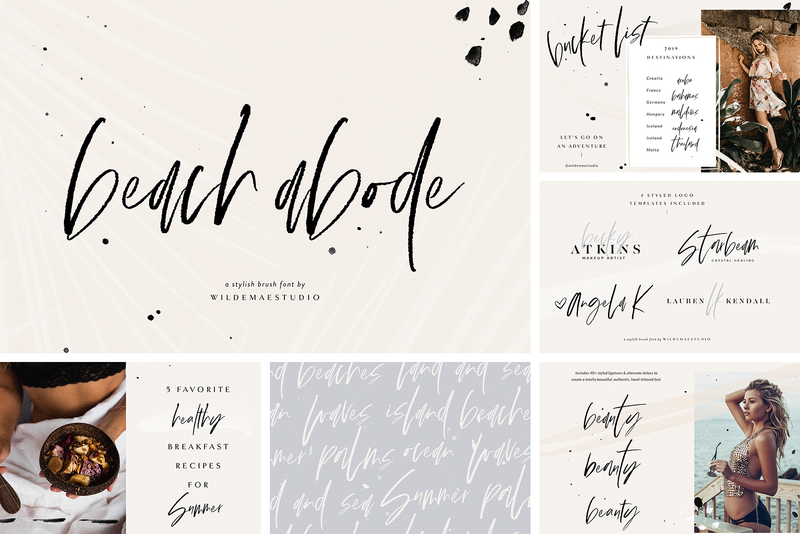 The Font Bundle