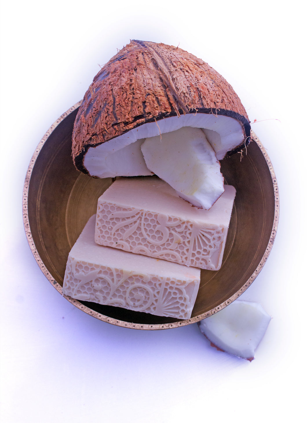 Cold Processed Soap (Coconut Milk)