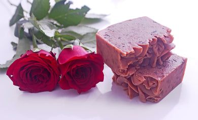 Cold Processed Soap (Rose)