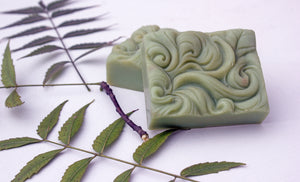 Cold Processed Soap (Neem)