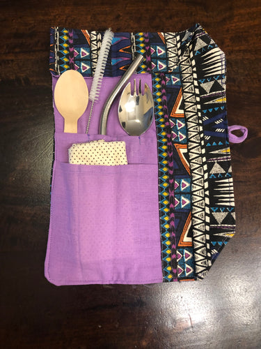 Travel Cutlery Kit