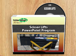 Scissor Lifts PowerPoint Training Program