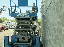 Scissor Lifts in Industrial and Construction Environments - Training Network