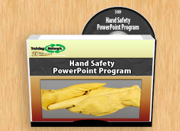 Hand Safety PowerPoint Training Program - Training Network