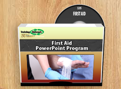 First Aid PowerPoint Training Program - Training Network