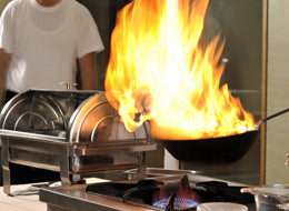 Preventing Burn Injuries - Restaurants & Food Service - Training Network