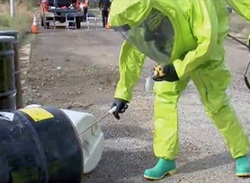 HAZWOPER - Chemical Protective Clothing