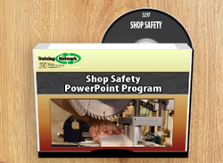 Shop Safety PowerPoint Training Program