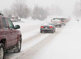 Driving Safely in the Hazards of Winter - Training Network