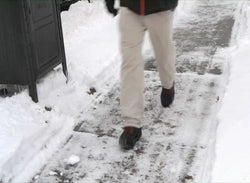 Winter Walking: Safe Walking in Hazardous Conditions