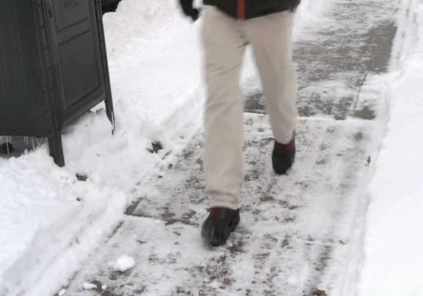 Winter Walking: Safe Walking in Hazardous Conditions - Training Network
