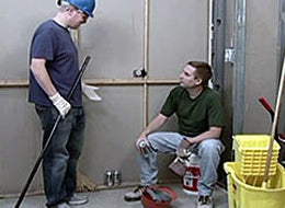Dealing with Drug & Alcohol Abuse for Employees in Construction Environments - Training Network