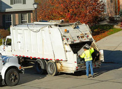 Commercial Pick-Up - Solid Waste
