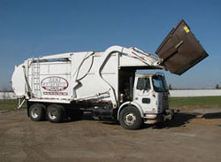 Residential Pick-Up - Solid Waste