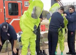 HAZWOPER - Donning, Doffing, & Decontamination - Training Network