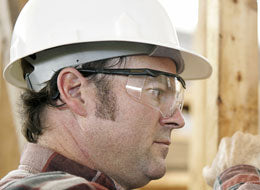 Eye Safety In Construction Environments - Training Network