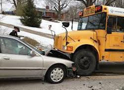 Post Accident Procedures for School Bus Drivers