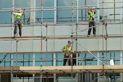 Supported Scaffolding Safety in Industrial and Construction Environments - Training Network