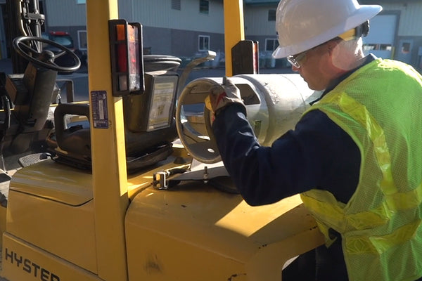 Propane Safety – Fueling your Forklift - Training Network
