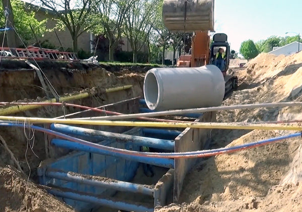 Trenching and Shoring: Excavation Safety - Training Network