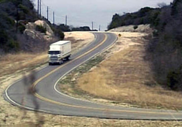 Driving: Heavy Trucks: Judging Speed and Distance - Training Network