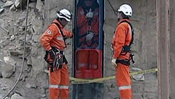 Teamwork: Chilean Mine Rescue: The Unstoppable Team - Training Network