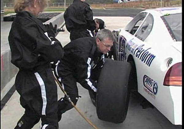 Team Building: Pit Crew Challenge: Driven To Perform - Training Network