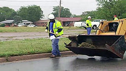 Stormwater: MS4s Stormwater Pollution Prevention: Parking Lots, Streets & Storm Drain System Cleaning