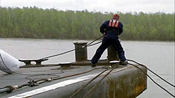 Maritime: Man Overboard Prevention for the Inland Waterways