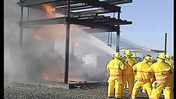Fire Safety: Step Back for Safety - Training Network