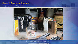 OSHA General Industry: Hazard Communications - Training Network