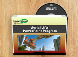 Aerial Lifts PowerPoint Training Program