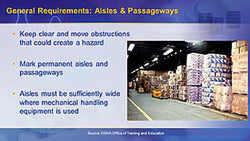 OSHA General Industry: Walking and Working Surfaces - Training Network