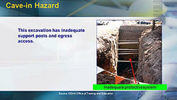 OSHA Construction: Excavation Safety - Training Network