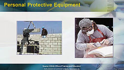 OSHA Construction: Personal Protective Equipment
