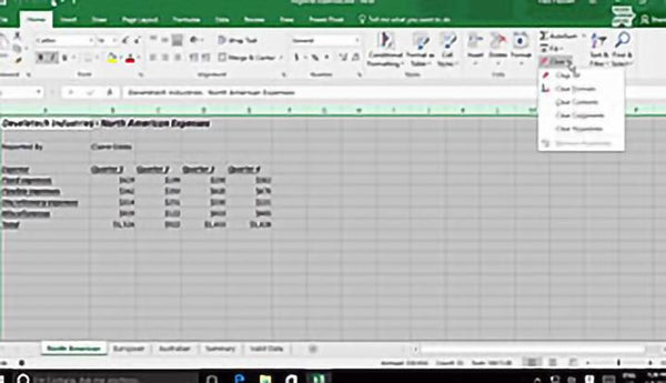 Microsoft Excel 2016 Level 3.4: Automating Workbook Functionality - Training Network