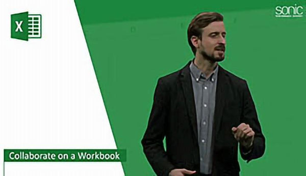 Microsoft Excel 2016 Level 3.3: Sharing and Protecting Workbooks - Training Network