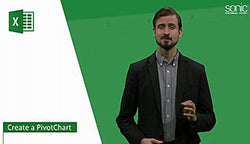Microsoft Excel 2016 Level 4.3: Working with PivotCharts - Training Network