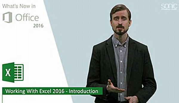 What's New in Microsoft Office 2016: Working With Excel 2016 - Training Network