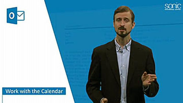 Microsoft Outlook 2016 Level 1.7: Working with the Calendar - Training Network