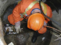 To The Point About: Confined Space Entry