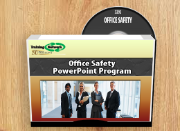 Office Safety PowerPoint Training Program - Training Network