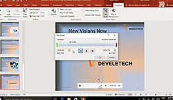 Microsoft PowerPoint 2016 Level 2.4: Working with Media and Animations - Training Network