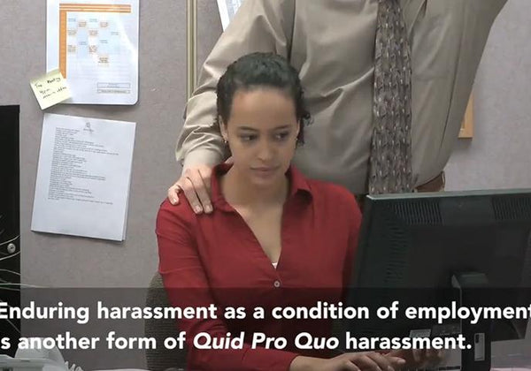 Sexual Harassment Prevention In New York - Training Network