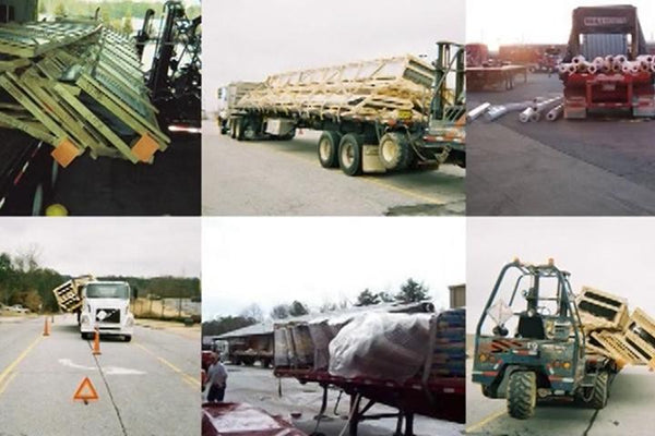 Securing Loads Safely - Training Network