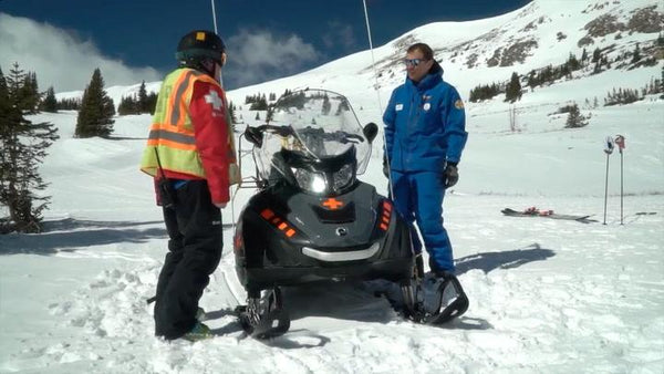 Safe Operation Of Snowmobiles - Training Network