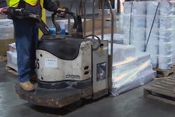 Motorized Pallet Truck Safety