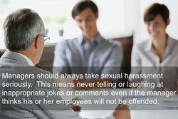 Sexual Harassment Prevention Made Simple For Managers