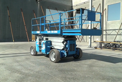 Scissor Lifts Safety - Training Network